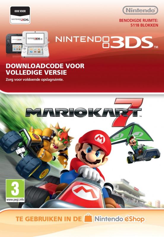 Goedkoopste Mario Kart 7