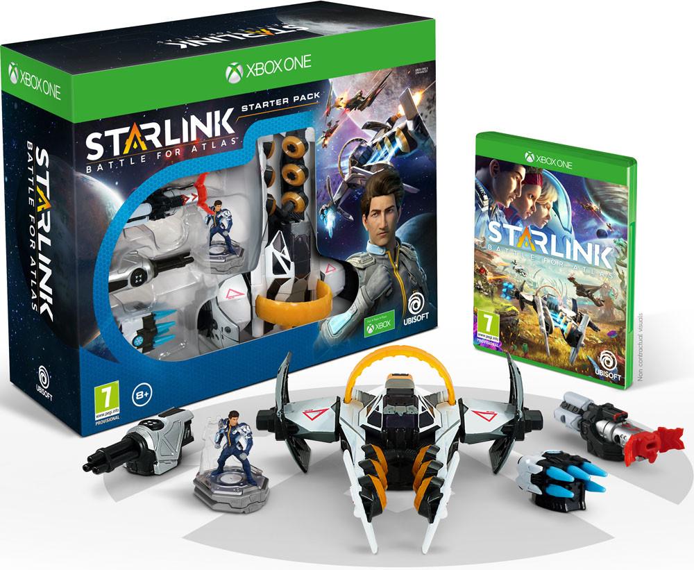 Starlink Starter Pack (verpakking Scandinavisch, game Engels) kopen