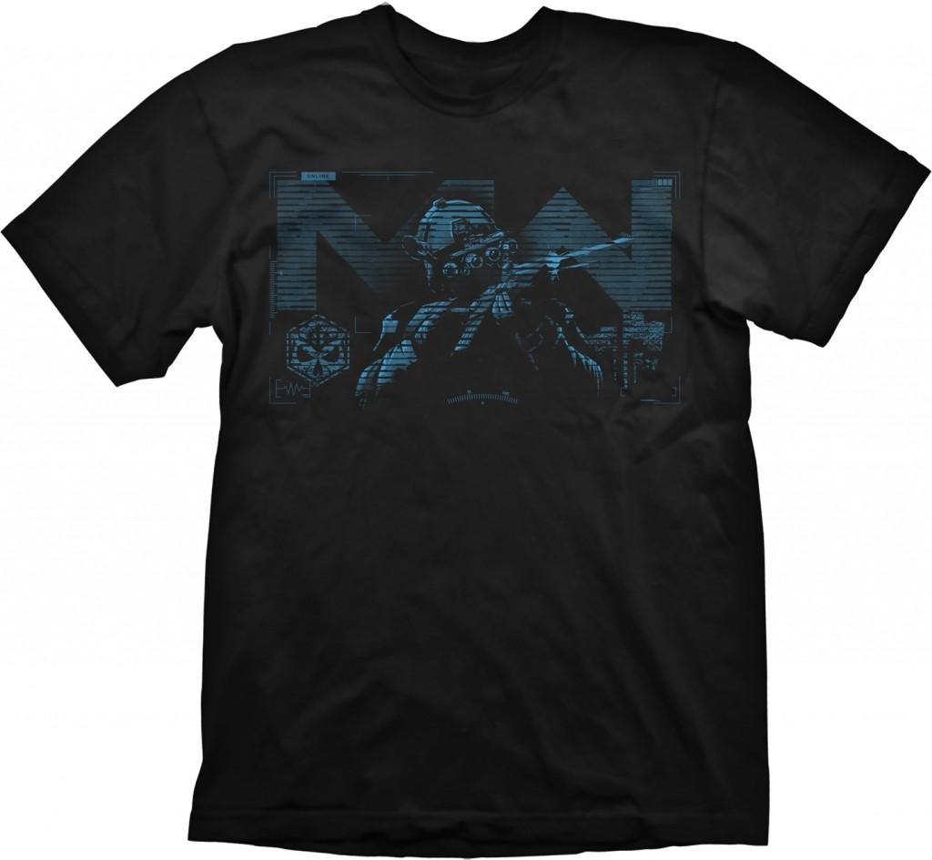 Call of Duty Modern Warfare - Blue Target T-Shirt kopen