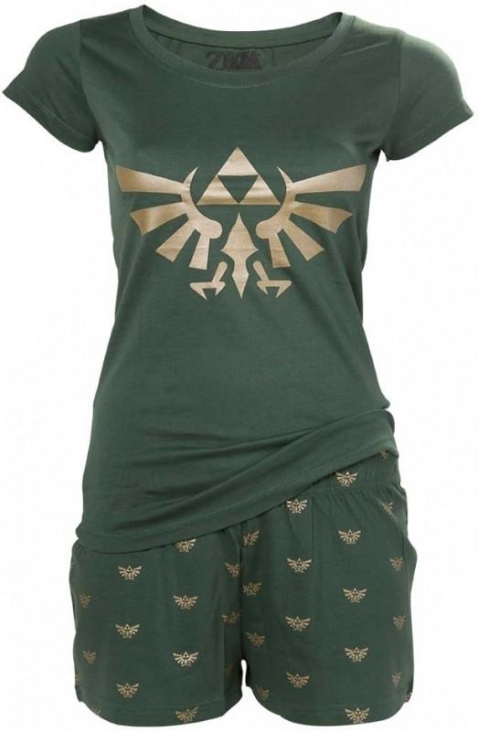 Nintendo - Zelda Hyrule Nightwear Female