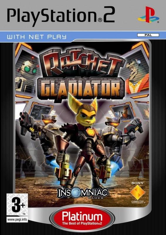 Goedkoopste Ratchet Gladiator (platinum)