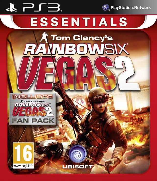 Goedkoopste Rainbow Six Vegas 2 (essentials)
