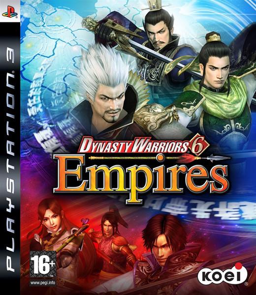 Goedkoopste Dynasty Warriors 6 Empires