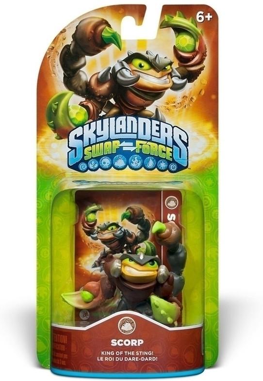 Skylanders Swap Force - Scorp