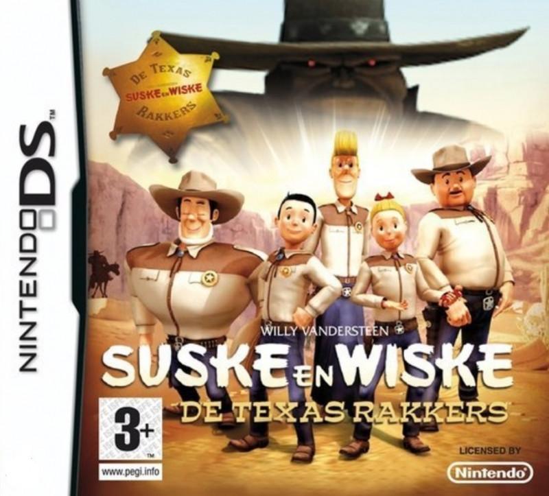 Suske en Wiske De Texas Rakkers kopen