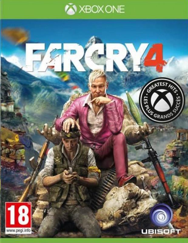 Far Cry 4 (Greatest Hits) Xbox One