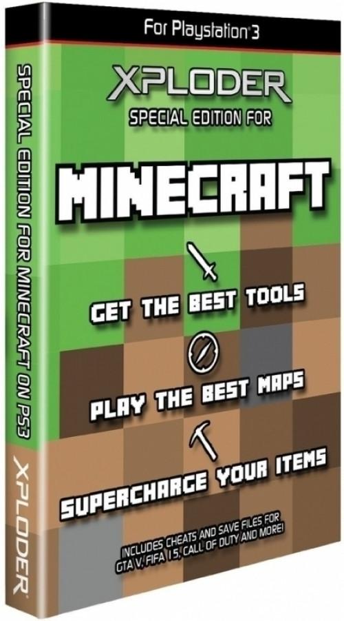 Goedkoopste Xploder Special Edition Minecraft