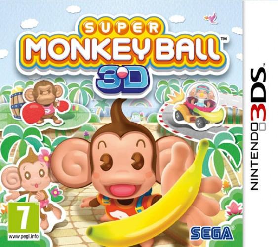Super Monkey Ball 3D kopen