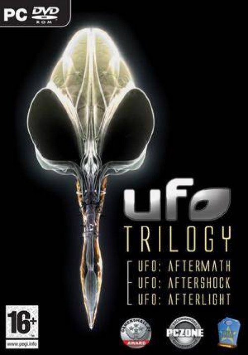 Image of Ufo Trilogy
