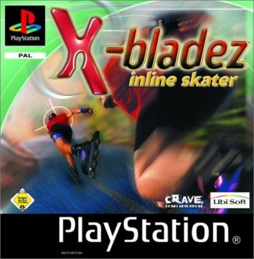 Image of X-Bladez Inline Skater