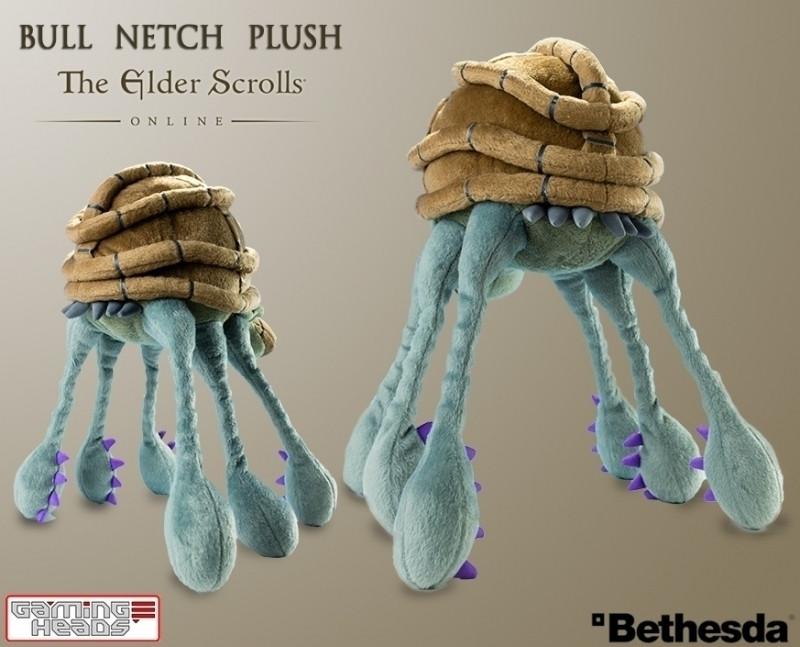 The Elder Scrolls Online: Bull Netch Pluche