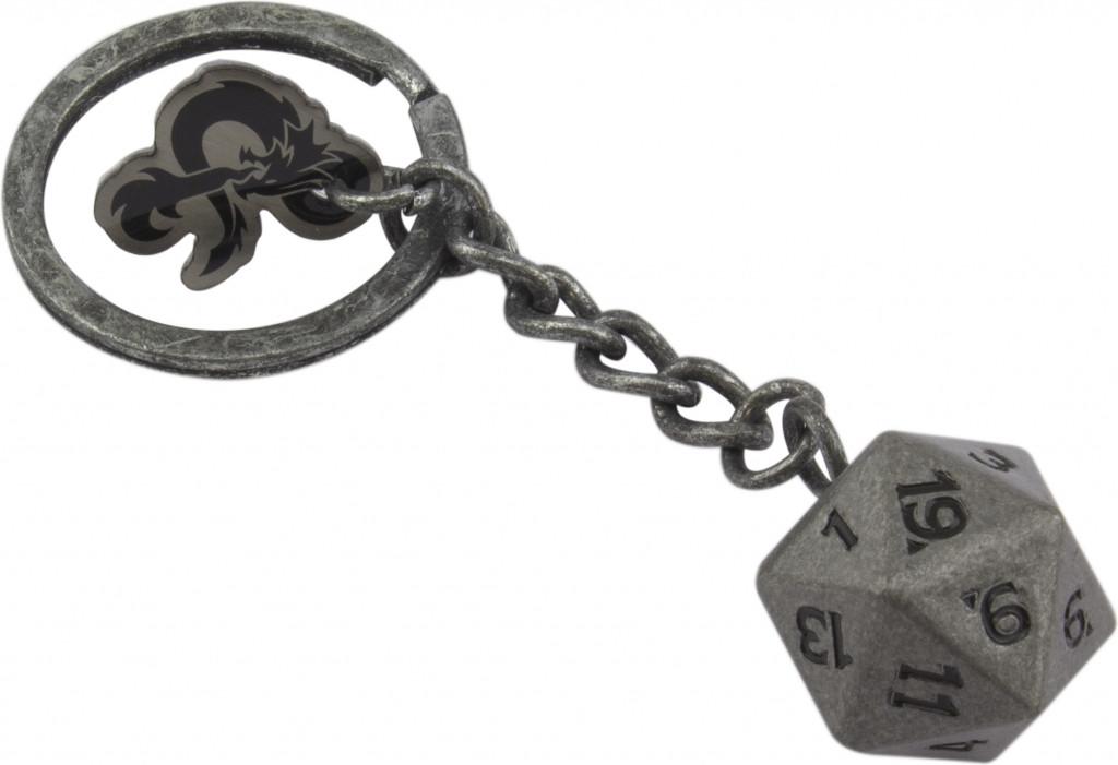 Dungeons & Dragons - D20 Keychain kopen