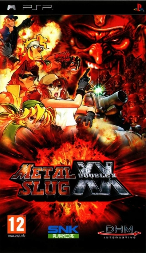 Image of Metal Slug XX