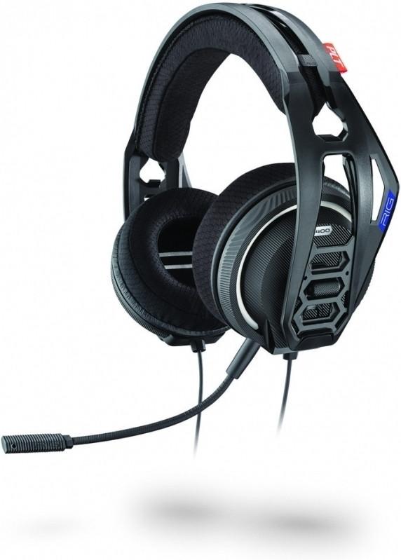 Goedkoopste Plantronics Rig 400HS Gaming Headset (Black)