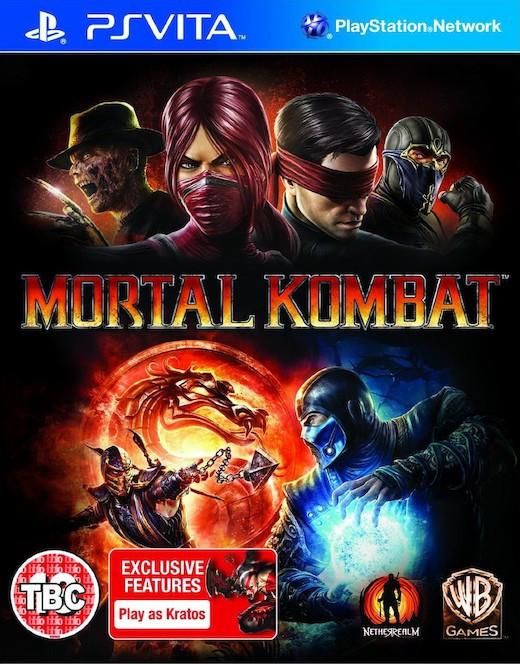 Mortal Kombat kopen