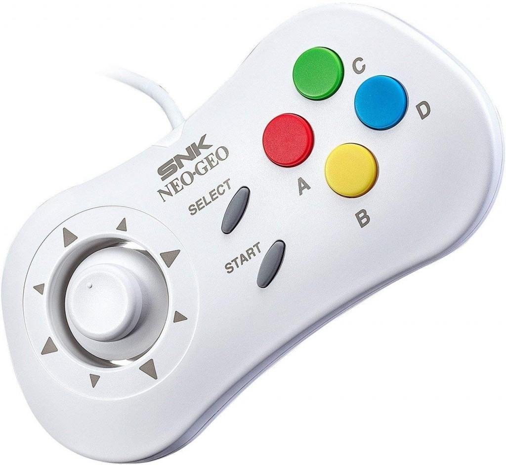 Neo Geo Mini Pad (White)