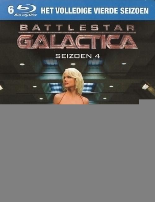 Image of Battlestar Galactica - Seizoen 4