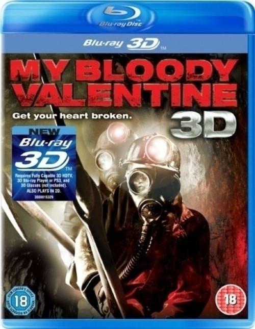 My Bloody Valentine (3 Blu-ray)