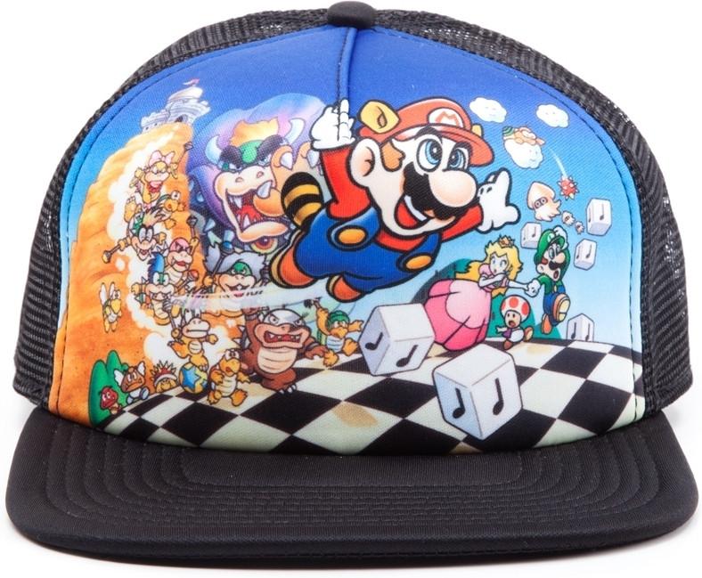 Nintendo: Super Mario Bros 3 Snapback