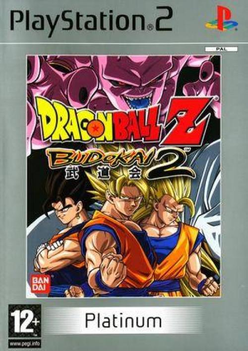 Image of Dragon Ball Z Budokai 2 (platinum)