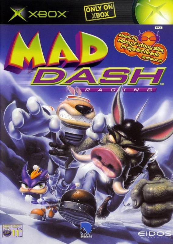 Image of Mad Dash Racing