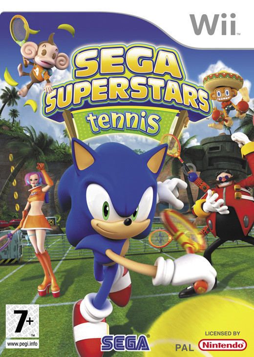 Sega Superstars Tennis kopen