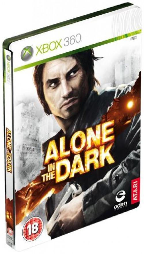 Image of Alone in the Dark (steelbook)
