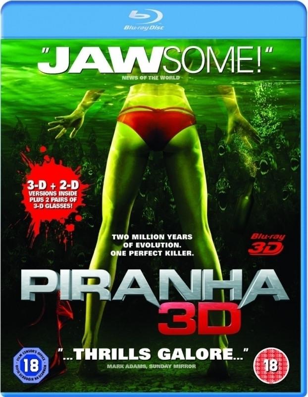 Image of Piranha 3D (2010)