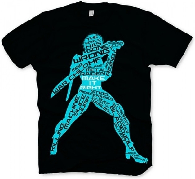 Metal Gear Rising T-Shirt - Chaos