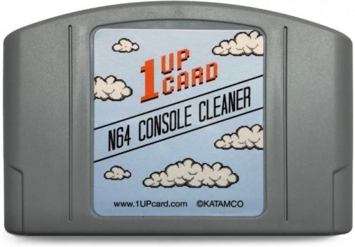 Goedkoopste 1 Up Card N64 Console Cleaner