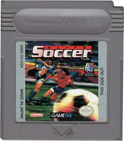 Elite Soccer (losse cassette)