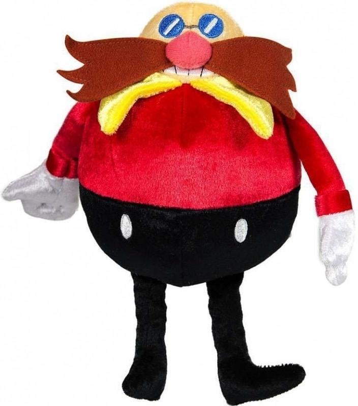 Sonic Pluche - Dr. Eggman