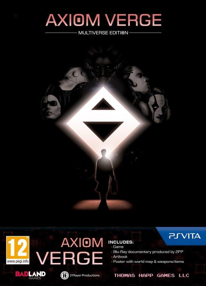 Goedkoopste Axiom Verge Multiverse Edition