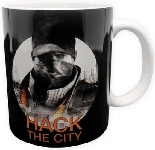 Watch Dogs Mug - Hack the City