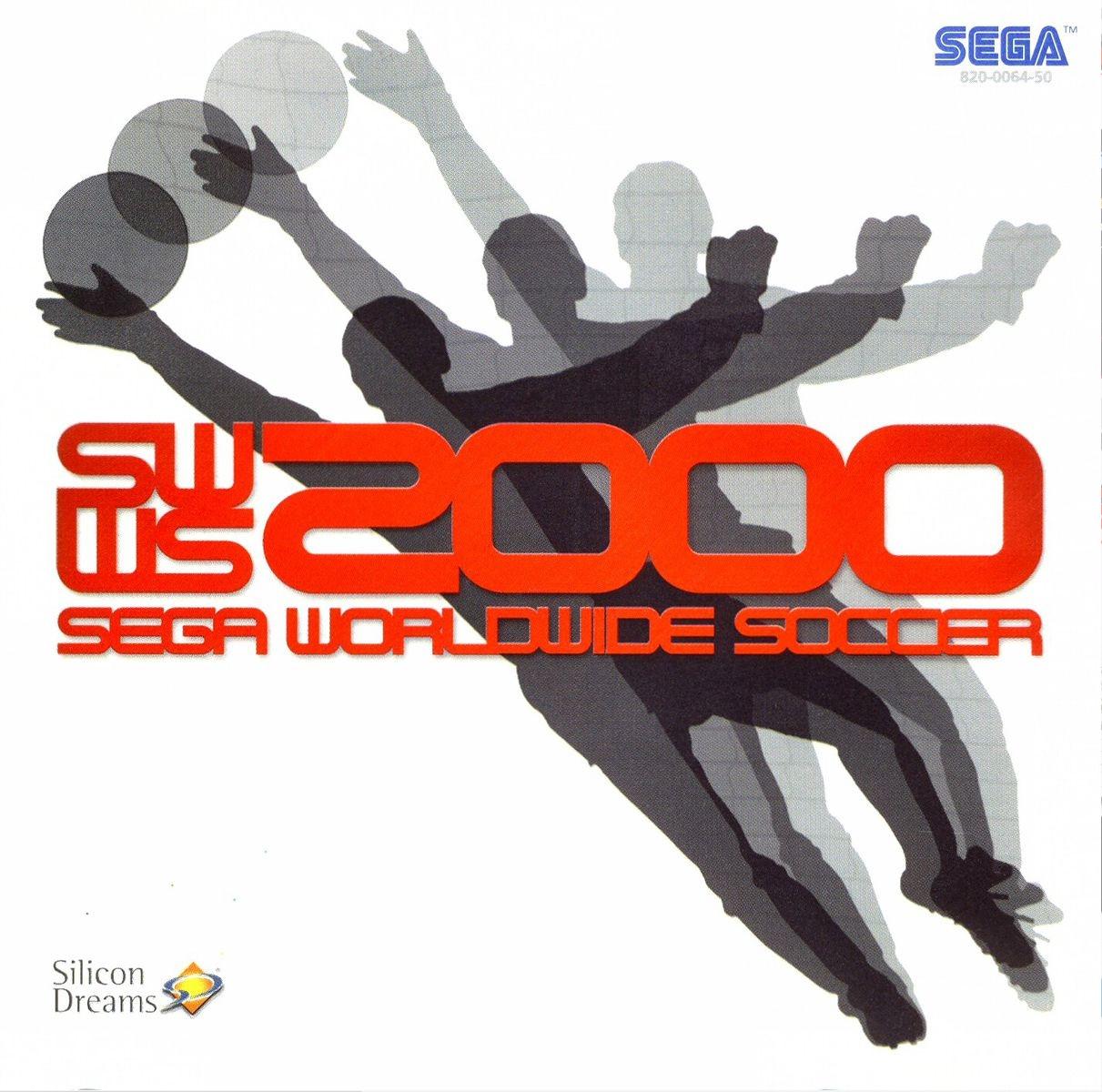 Image of Sega Worldwide Soccer 2000