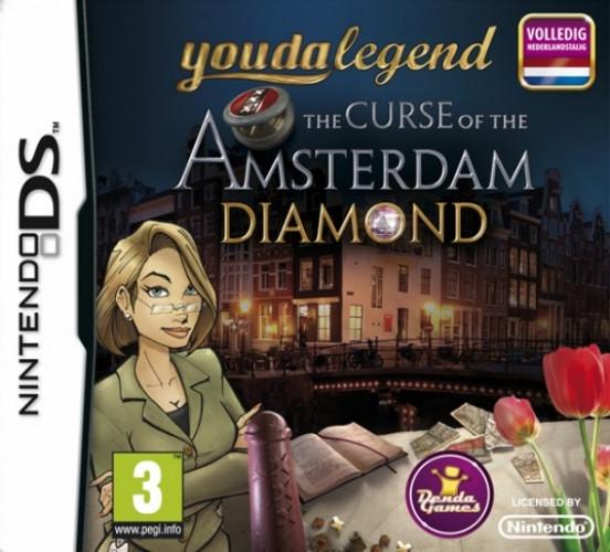 Goedkoopste Youda Legend The Curse of the Amsterdam Diamond