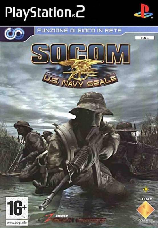 Socom U.S. Navy Seals + Headset