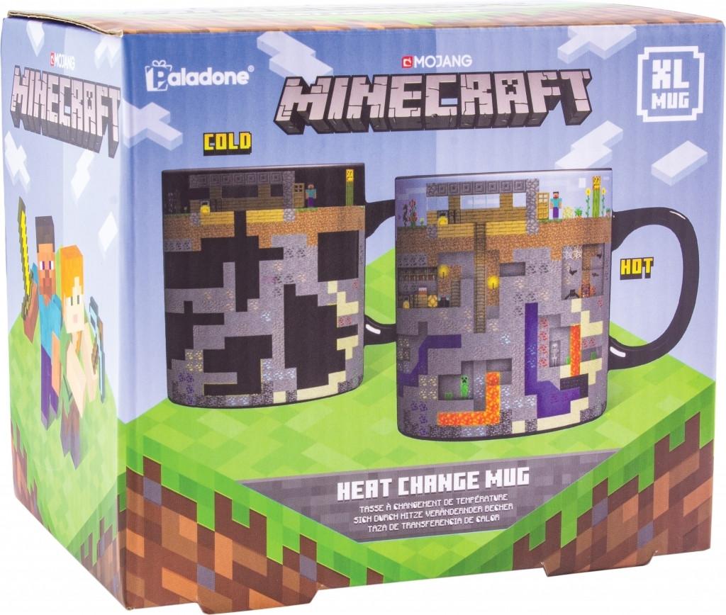 Minecraft - XL Heat Change Mug kopen