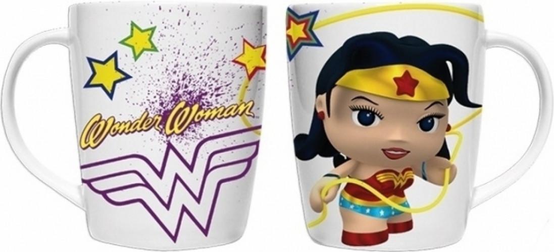 Image of DC Comics Little Mates Porcelain Mug Wonder Woman