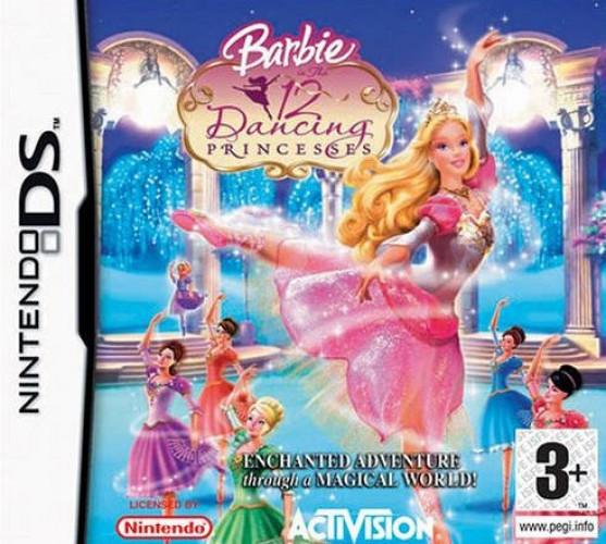 Goedkoopste Barbie 12 Dancing Princesses