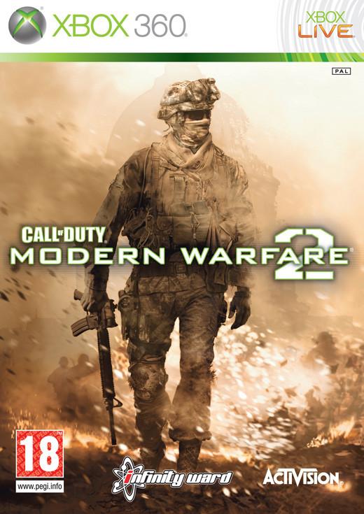 Call Of Duty, Modern Warfare 2 Xbox 360