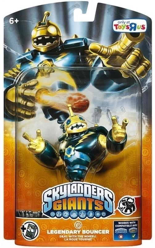 Skylanders Giants - Legendary Bouncer
