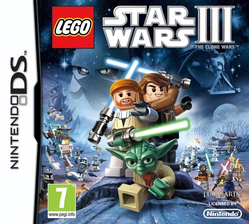 Goedkoopste Lego Star Wars 3 The Clone Wars