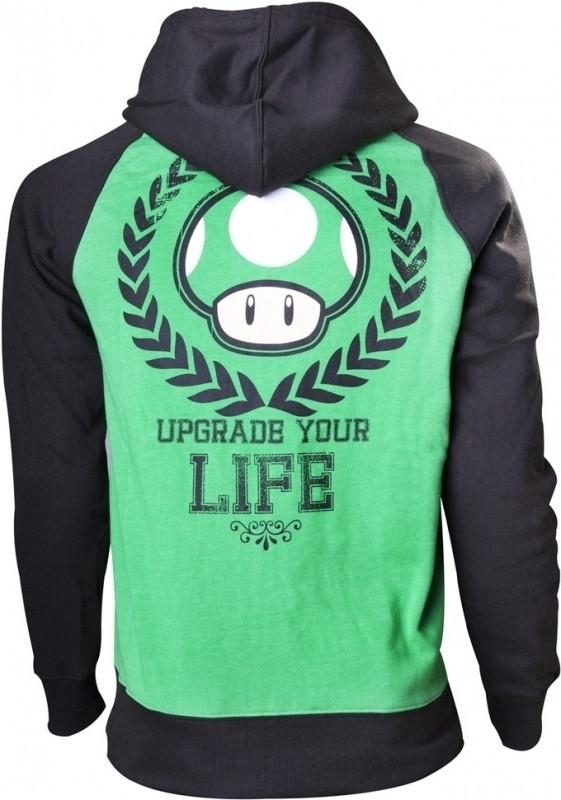 Nintendo Hoodie Upgrade Your Life