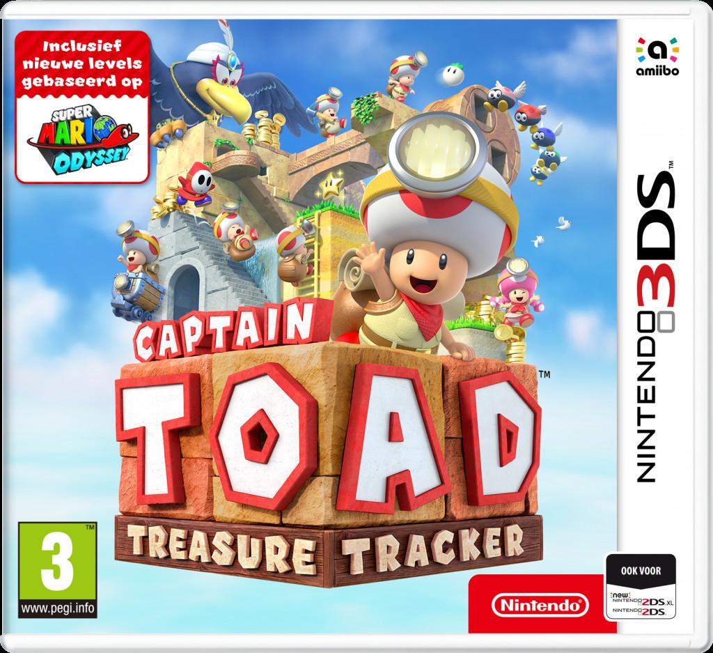 Goedkoopste Captain Toad Treasure Tracker