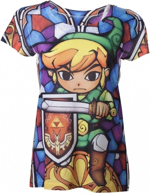 Zelda Female Sublimation T-Shirt