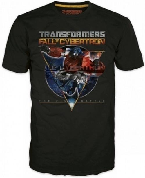 Transformers FoC T-Shirt - Optimus Space kopen