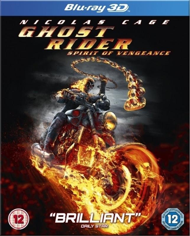 Ghost Rider 3D Spirit of Vengeance