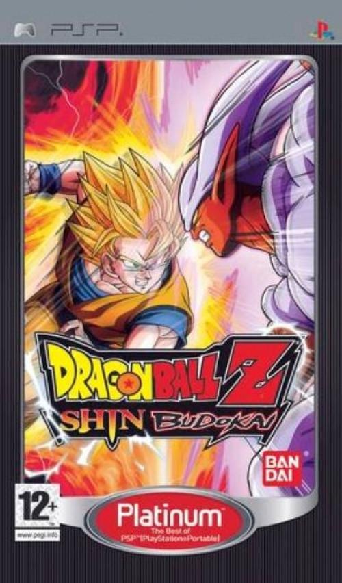 Image of Dragon Ball Z Shin Budokai (platinum)