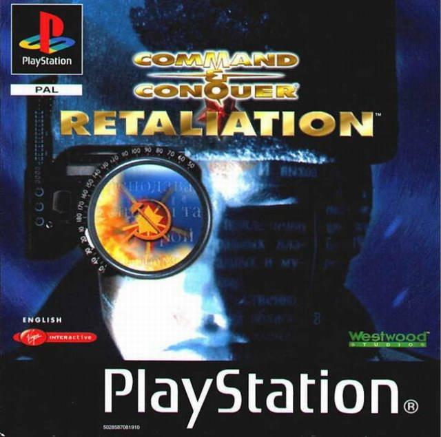 Command & Conquer Retaliation kopen